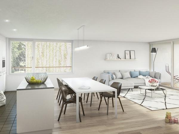 Ess-/Wohnbereich 4.5-Zimmerwohnung
