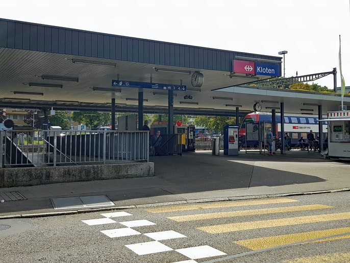 Bahnhof Kloten