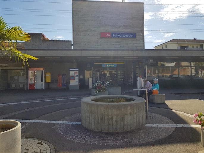 Bahnhof Schwerzenbach