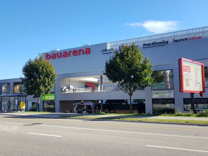 Bauarena