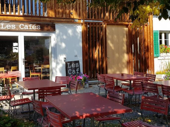 gemütliches Cafe