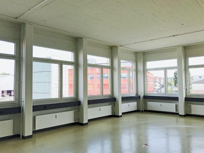 helle Fensterfronten