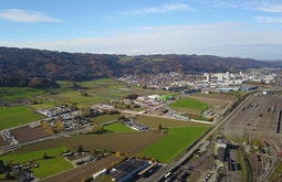 Luftbilder vom 1. November 2020 Rechte bei P. Fischer