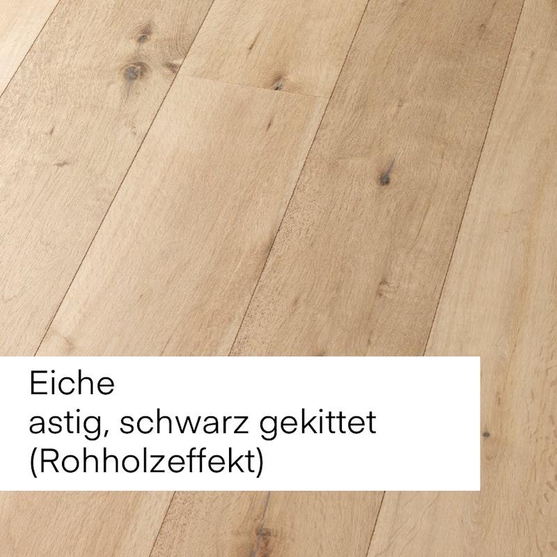 Bild mit Beispiel für Boden aus sehr hellem Holz zur Auswahl.