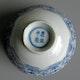China Jingdezhen Kangxi winecup