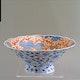 Japan Fukagawa Seiji signed porcelain bowl, early 20th century?.