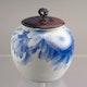 Japan handpainted Nabeshima? porcelain vessel, Edo period