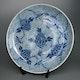 Japan late Edo period Arita porcelain plate