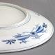 Detail large Arita porcelain plate.