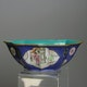 China enamelled porcelain bowl from the Tongzhi period.