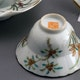 China Daoguang cups and saucers