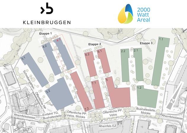 Situation Kleinbruggen