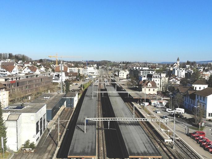 Bahnhof Wetzikon