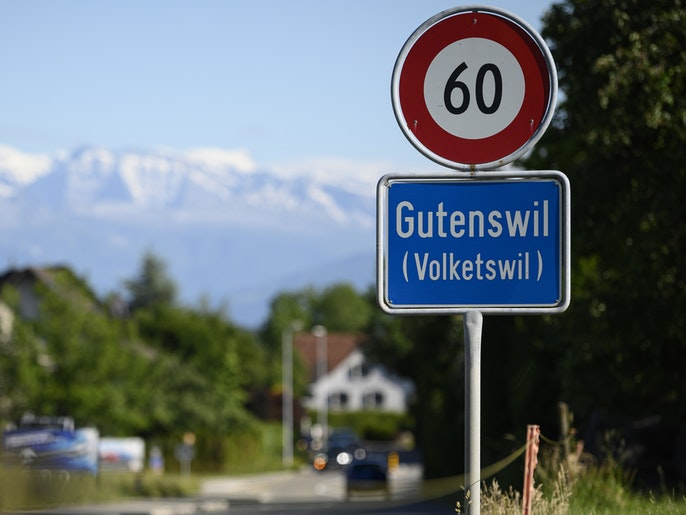 Gemeinde: Gutenswil ist Teil der Grossgemeinde Volketswil.