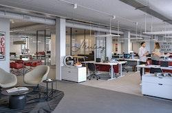 mögliche Büroeinrichtung