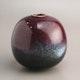 Vase by Jacques Haeberlin, H13 cm D13cm