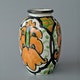 Vase by Marcel Noverraz 1930's