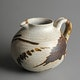 Pitcher by Edouard Chapallaz H11 D13.5 1960's with strongly Hamada inspired