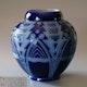 Vase by Hubert Krumeich H25cm (Grés d'Alsace)