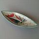 Dish by Hugo Kohler 1950's 36x13x4cm