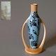 Vase de Bruyn Fils factory, Fives-Lille 1920 H23cm