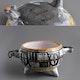 Bowl by Joel Baudouin, Vallauris H8cm