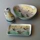 Various ceramics by  Ziegler, Schaffhausen 1950's