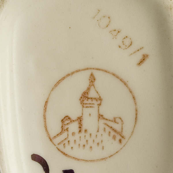European Ceramic Pottery Signatures Amp Marks